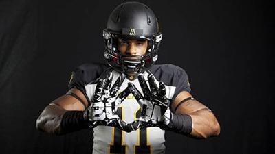 ASU football unveils new uniforms  cfcb3e707