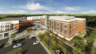 Watauga Medical Center expansion