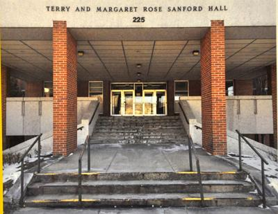 Sanford Hall renovations could start in May 2019   News