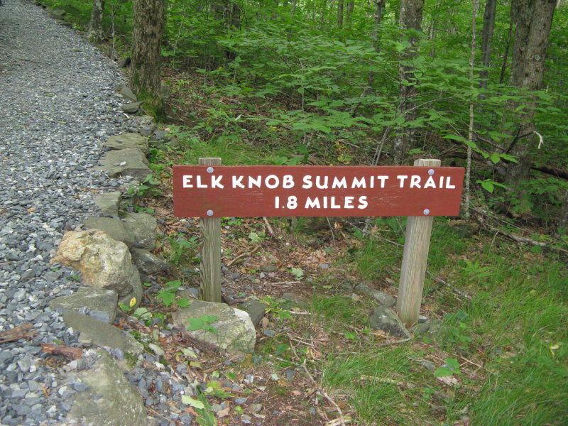Elk Knob State Park