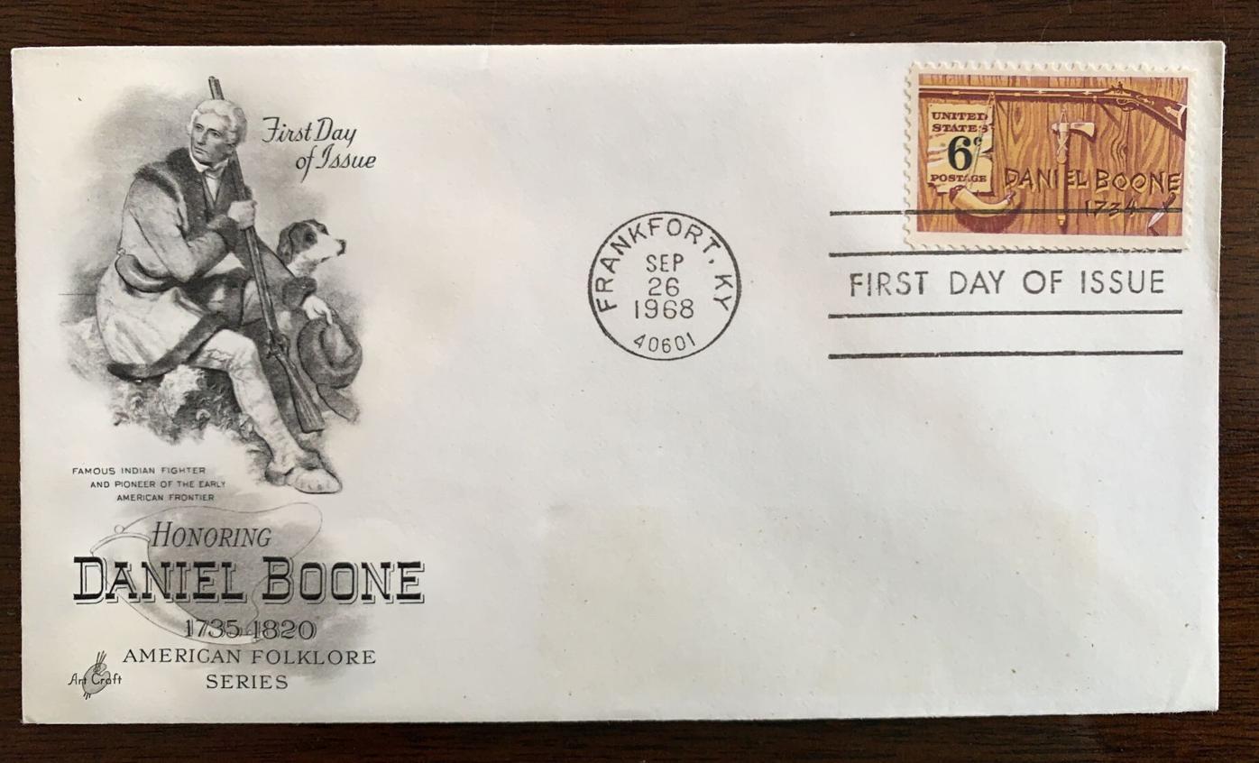 Honoring Daniel Boone