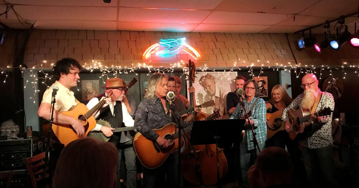 Musicians remember Doc Watson in Nashville over the weekend of Sept. 14