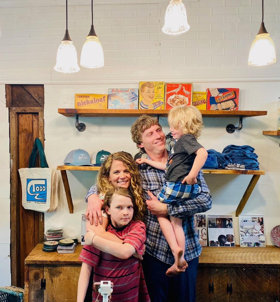 The Connell Family: Todd General Store