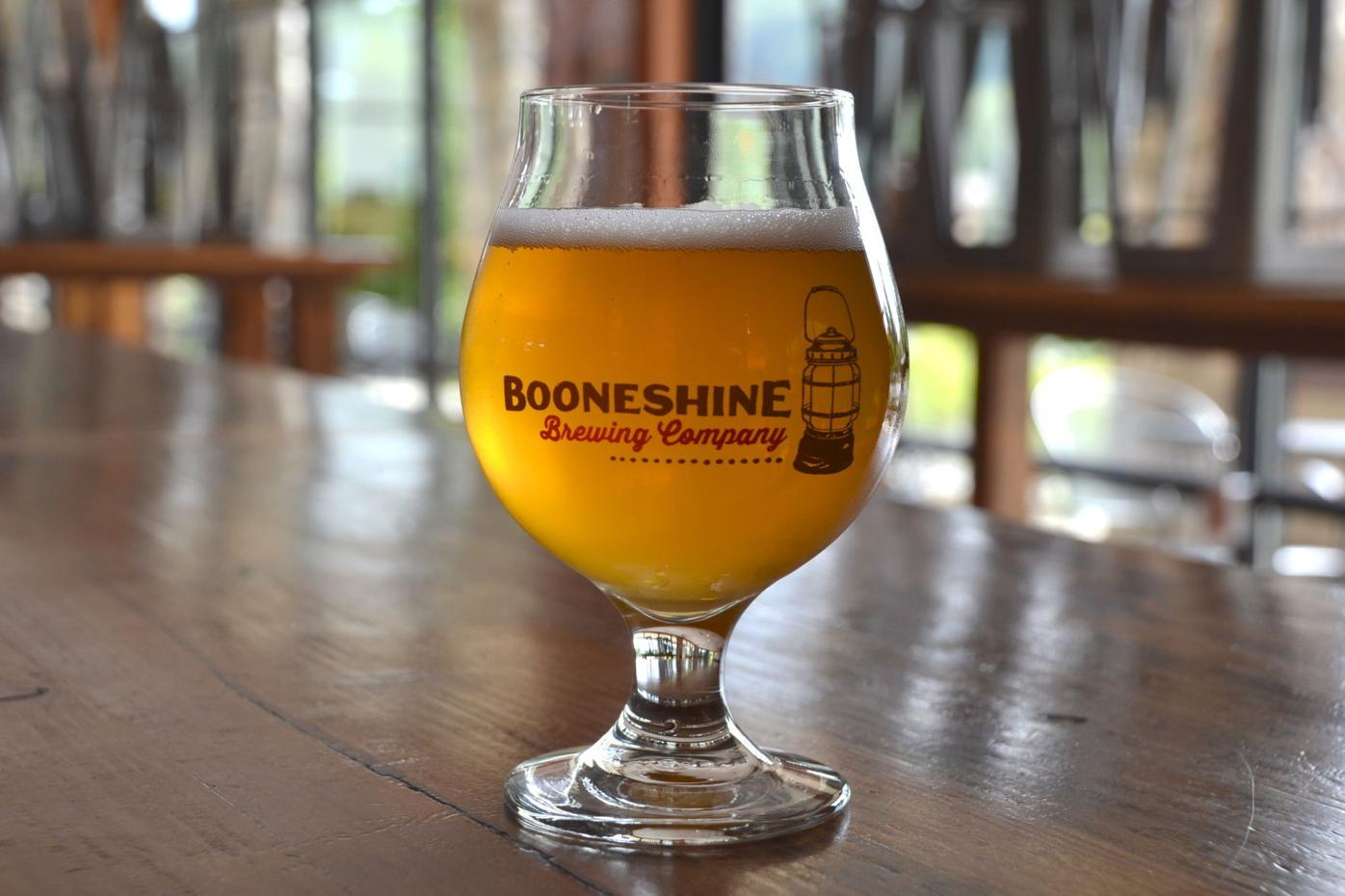 Booneshine ale
