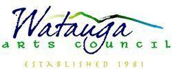 Watauga Arts Council logo