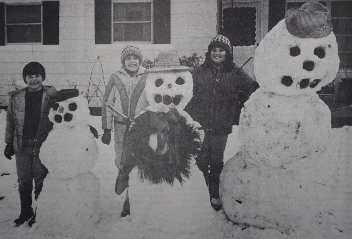 1981 snowmen