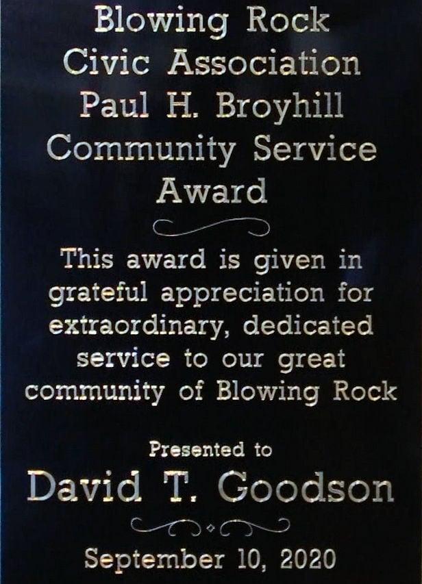 Broyhill award