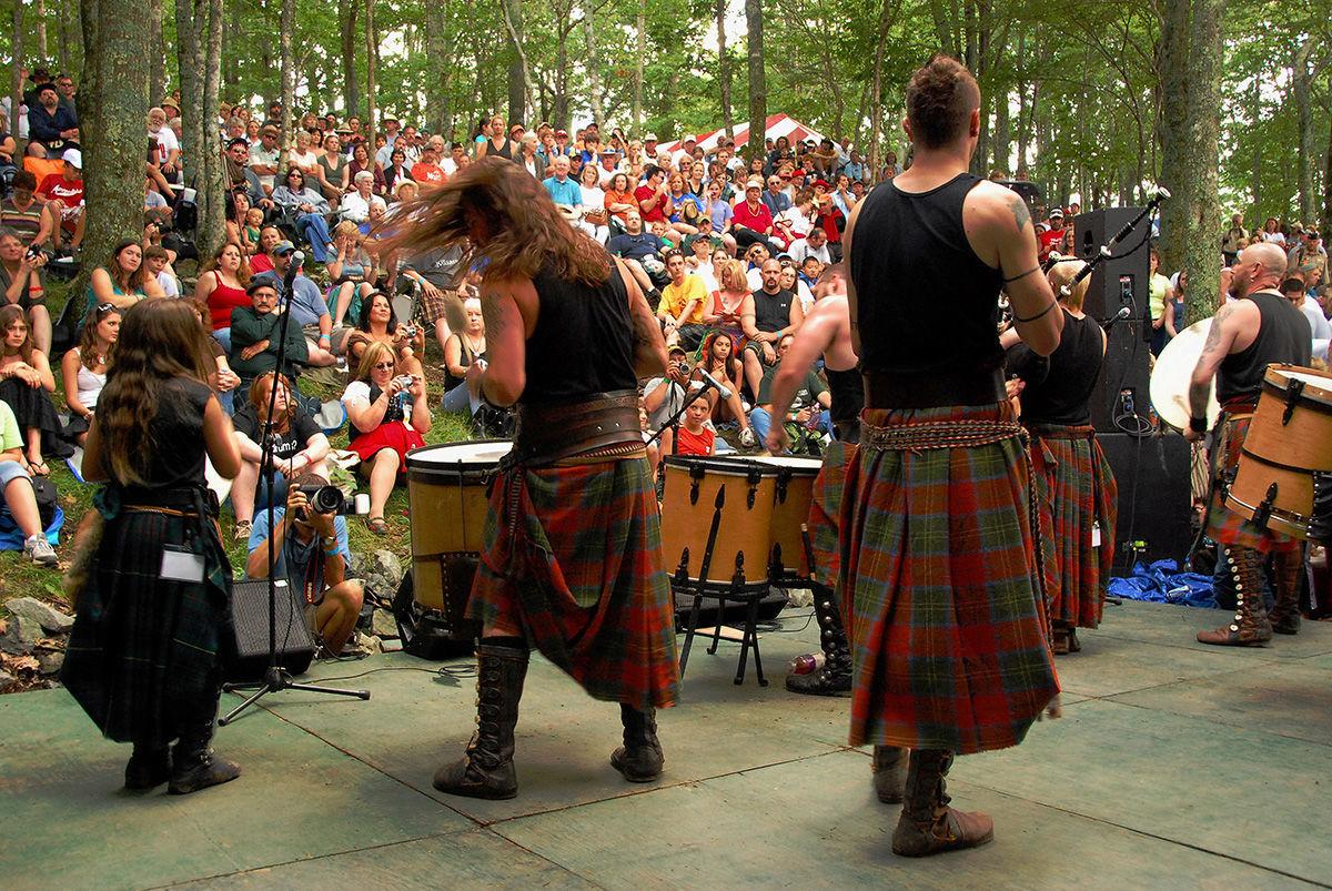 Grandfather Mountain Highland Games 2020.Grandfather Mountain Highland Games Returns July 12 To 15