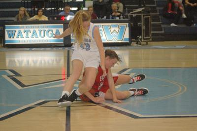 Watauga girls topple East Surry