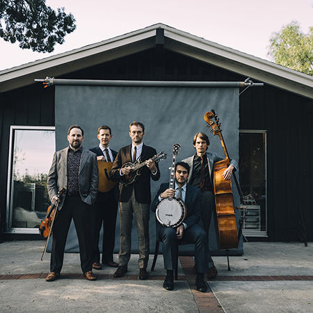 Punch Brothers return to Boone for Schafer Center concert