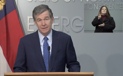 Gov. Cooper Feb. 24 press