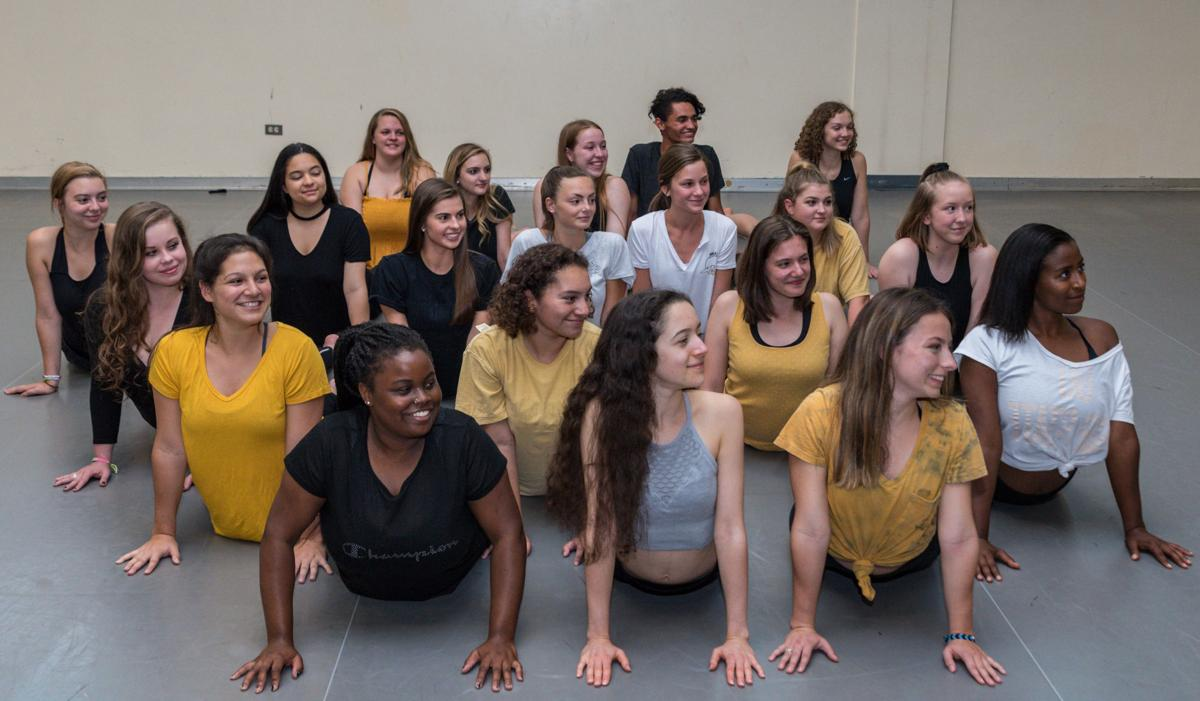 The Fall 2019 semester boasts the largest incoming class of theatre and dance students in the history of the Department of Theatre and Dance with a record breaking 75 newcomers.