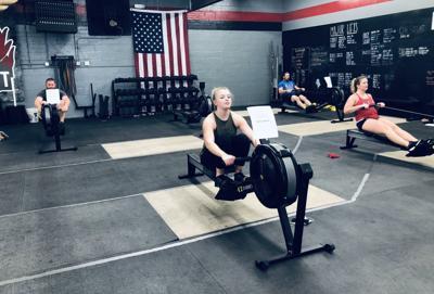 Ashe CrossFit Row-a-thon