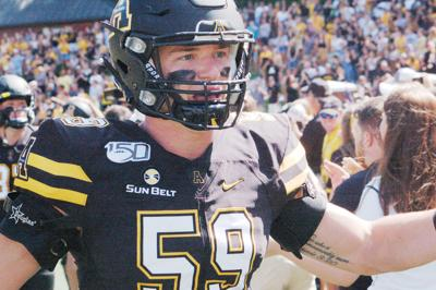 Fehr hopes to get chance at NFL