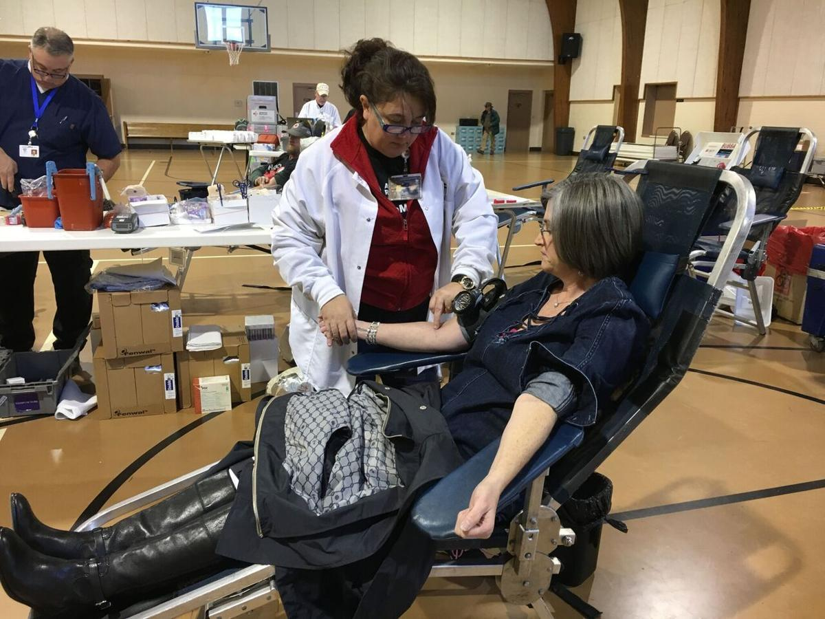 Red Cross announces area drives to address blood shortage