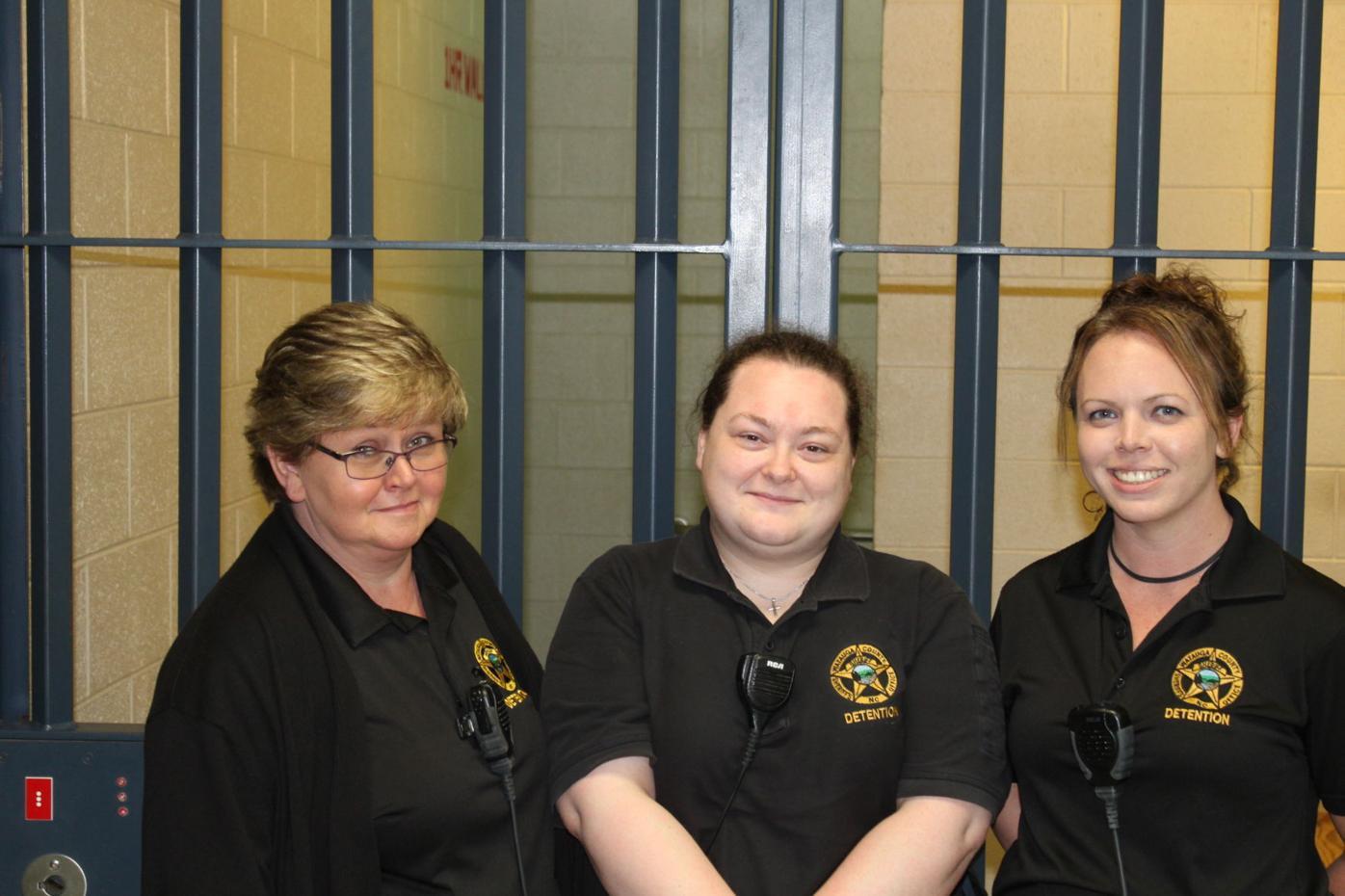 Watuaga Detention Center staff