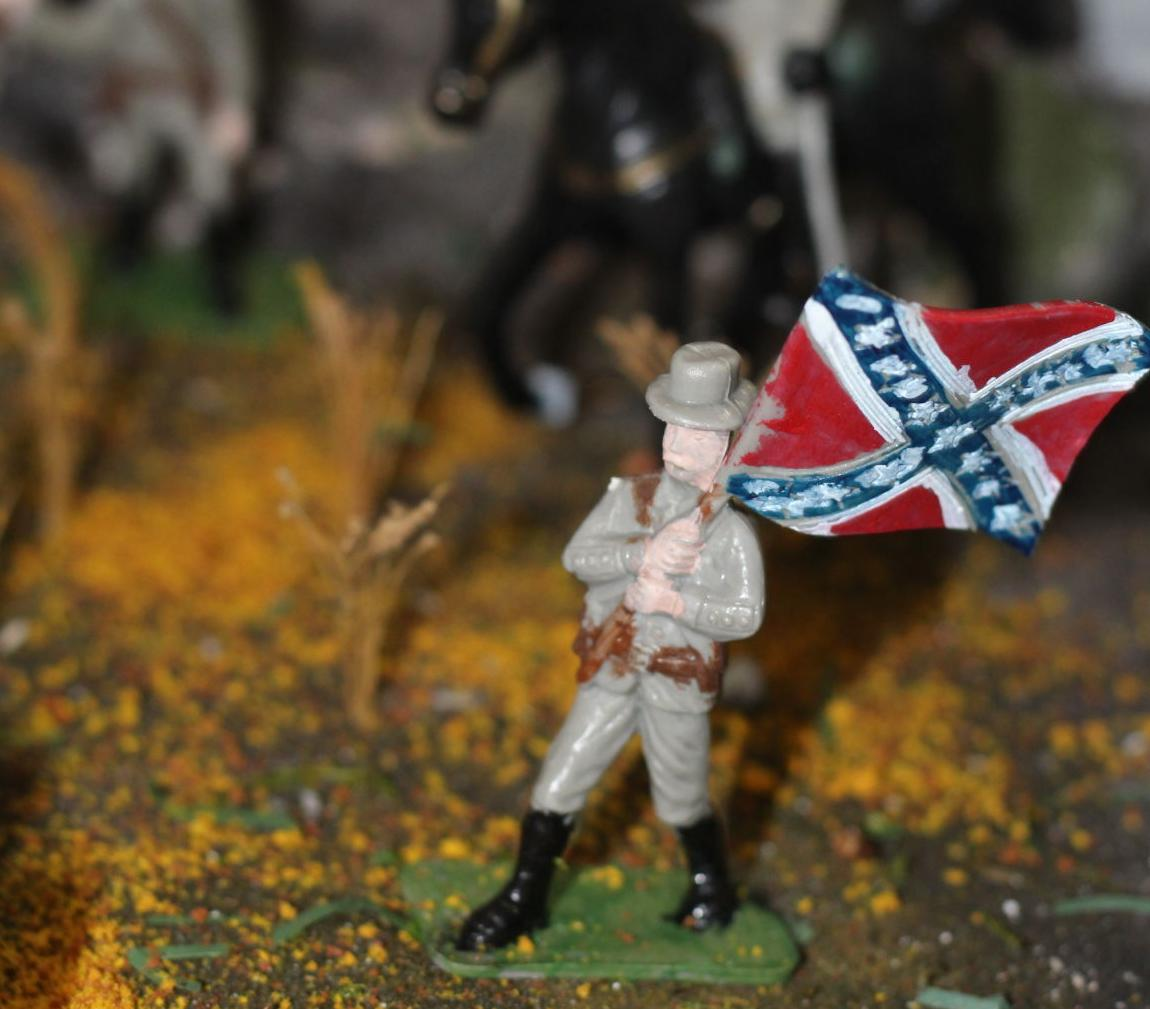 Battle of Beech Mountain confederate