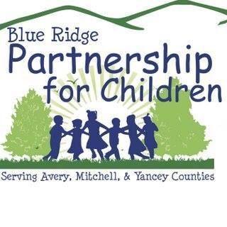 Blue Ridge Partnership for Children logo