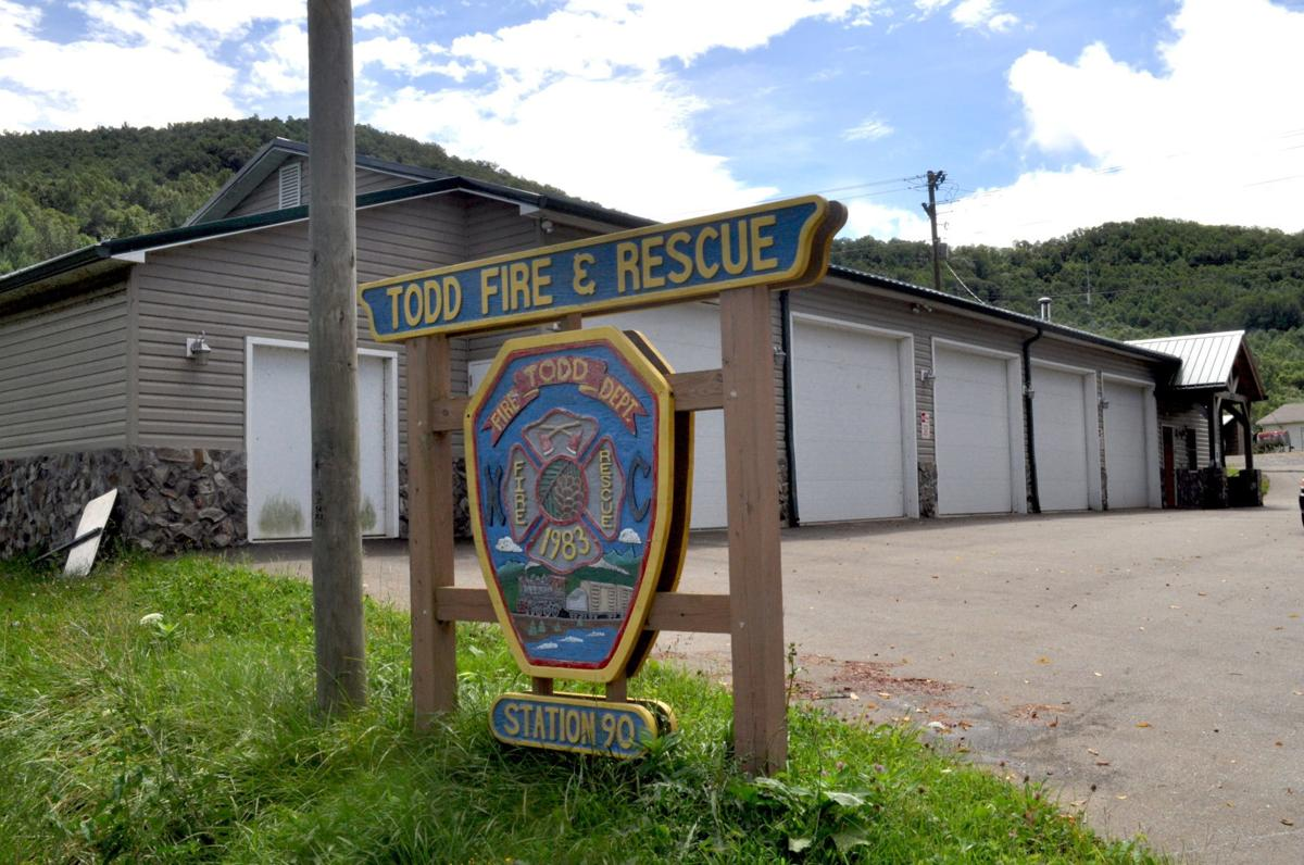 Todd Fire Station