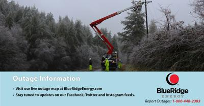 Bre All Watauga Ashe Ice Related Power Outages Restored News