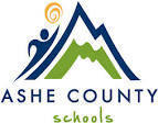 Ashe County Schools logo