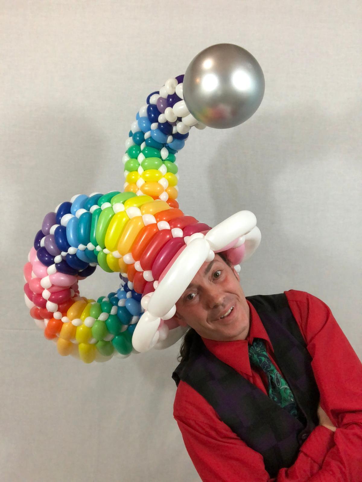 Twist the Balloon Man