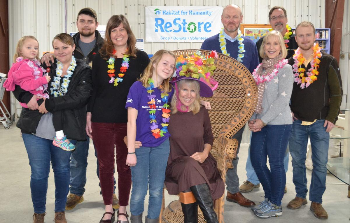 Habitat's fourth annual Big Kahuna contest underway