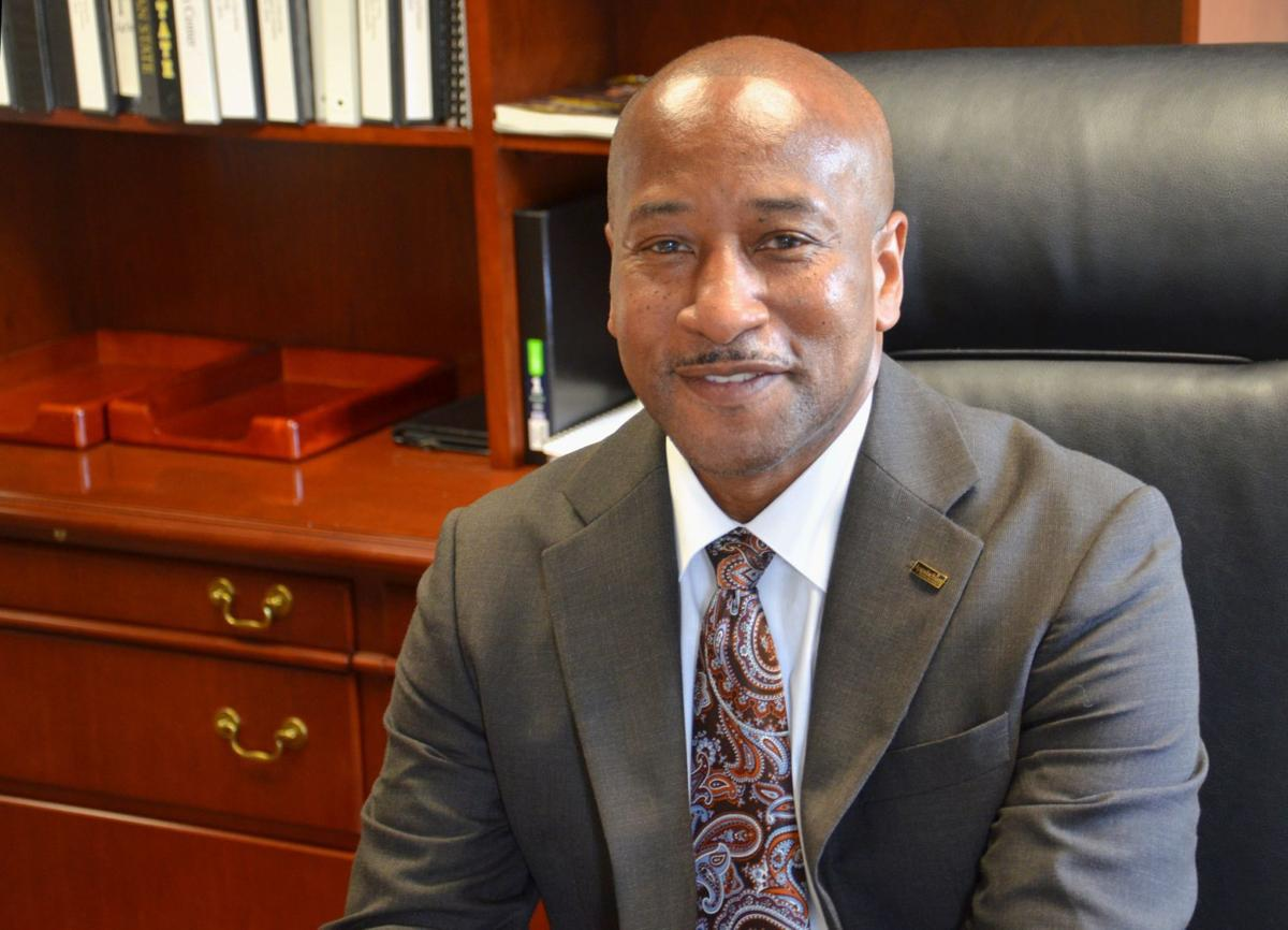 Chief Diversity Officer Willie Fleming