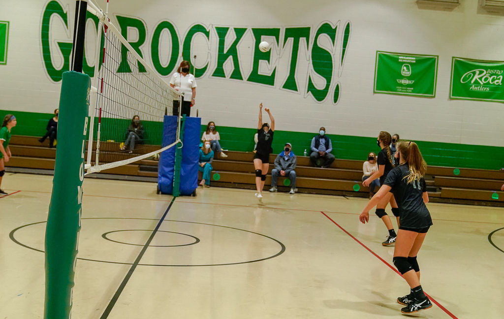 Blowing Rock volleyball vs. Green Valley 11-10-2020