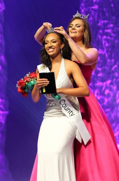 Miss Moore County Karolyn Martin