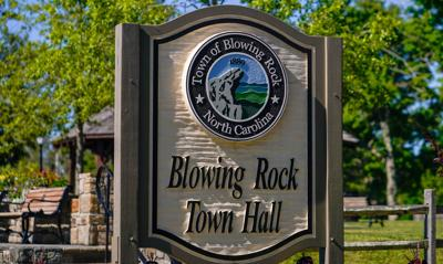 Blowing Rock Town Hall