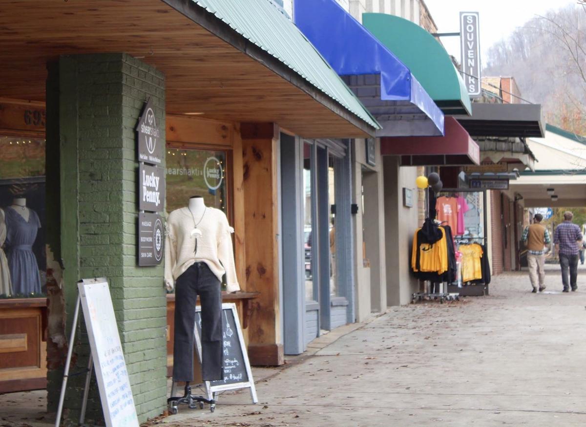 King Street shops
