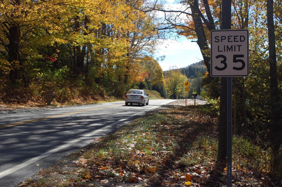 NC 194 speed limit