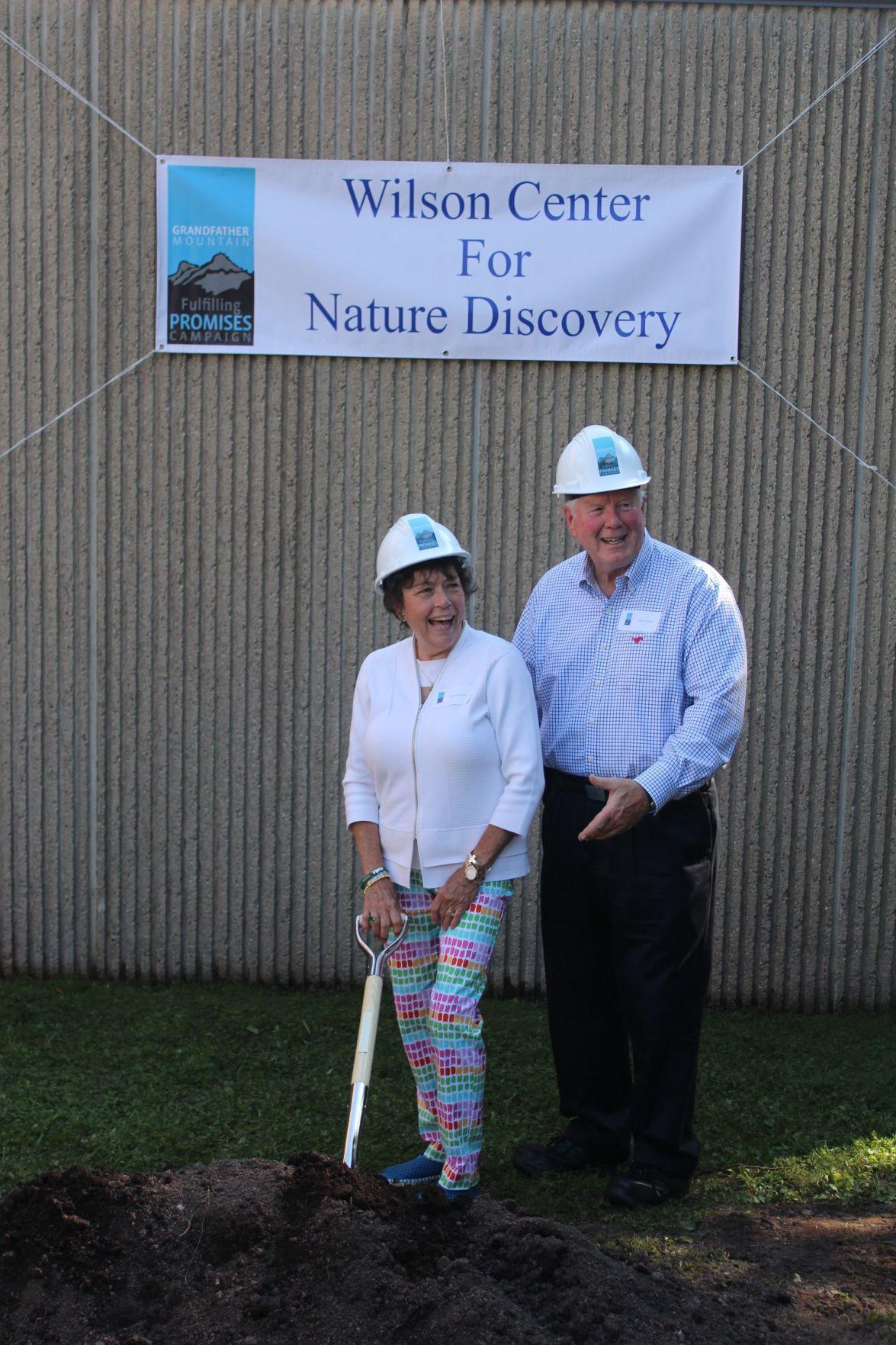 Susan and Bob Wilson
