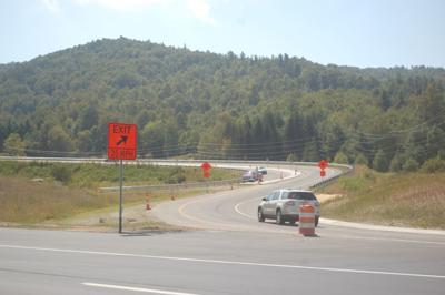 US 421 ramp