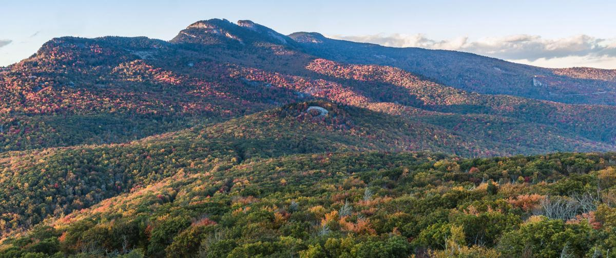 Guided tours through the colors of fall.