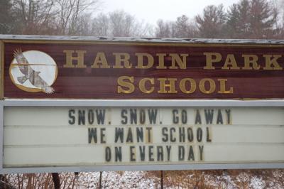 Snow, snow, go away