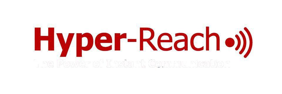Hyper-Reach logo