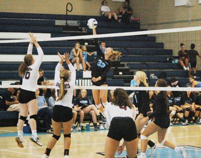 Watauga volleyball beats South Caldwell