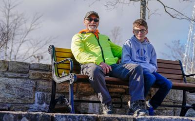 Streetwise: Don and Connor Horton