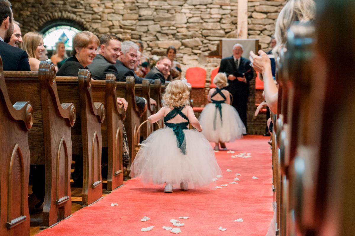 Morgan + Tucker's Wedding