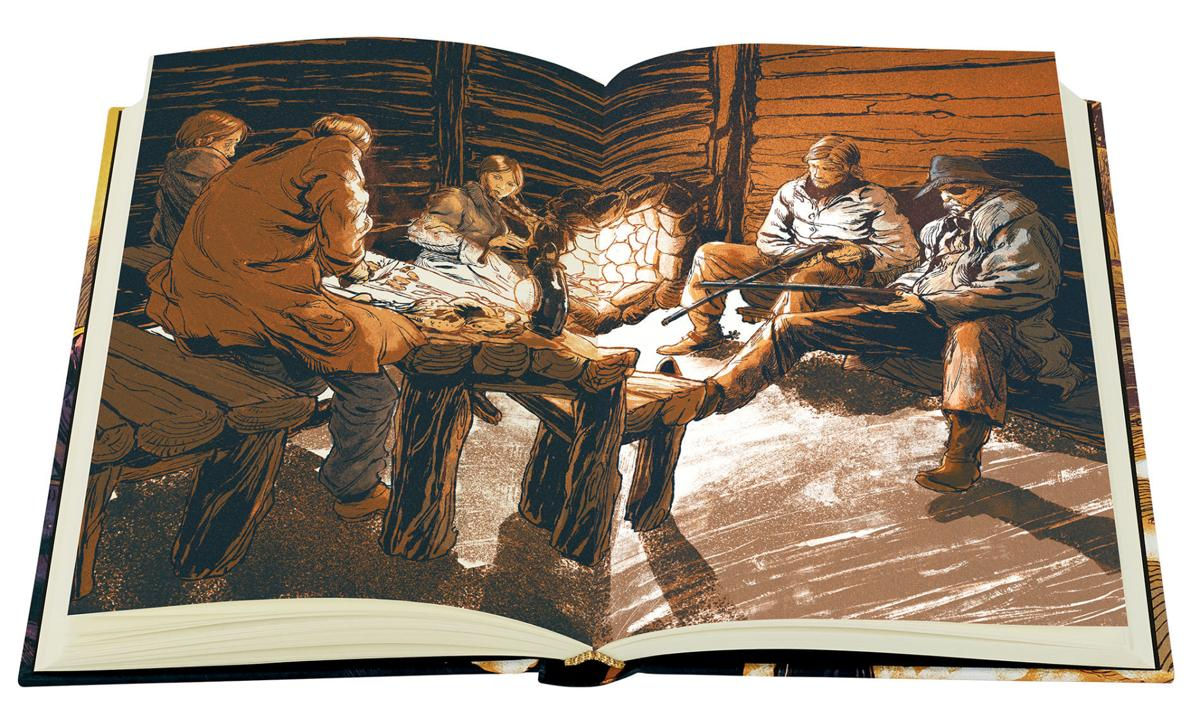 'True Grit' from The Folio Society