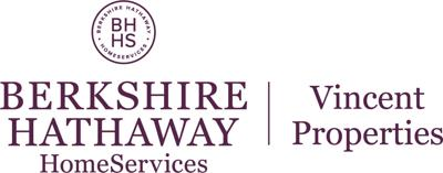 Vincent Properties, Berkshire Hathaway HomeServices logo