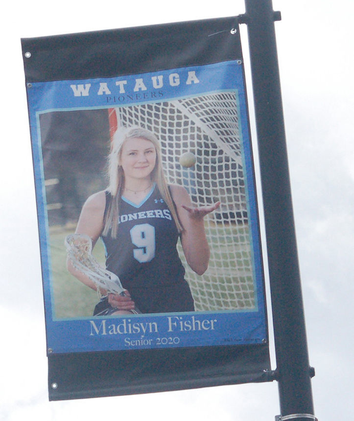 Fisher signs letter to Wilson College