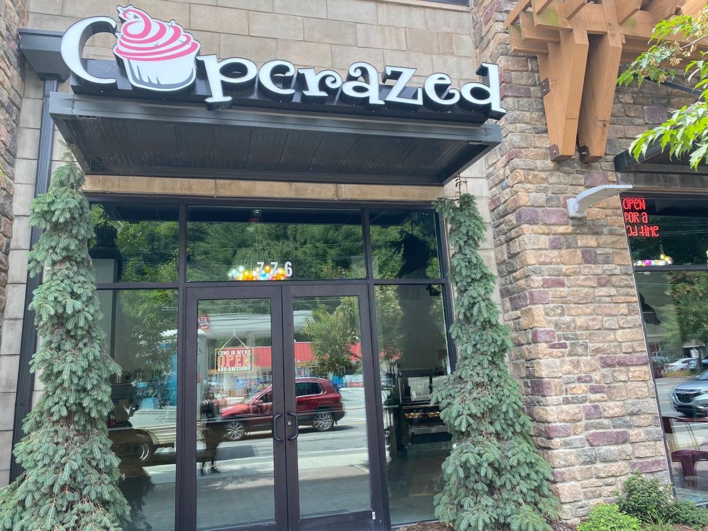 Cupcrazed storefront