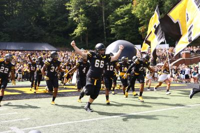 App State will host six home games