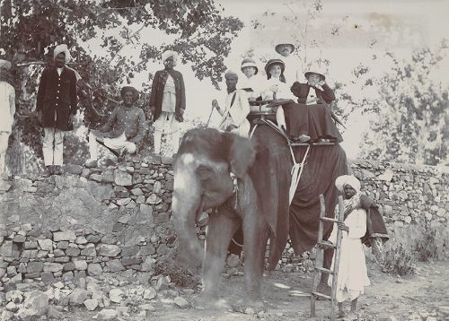 The Cone Sisters in India 1907