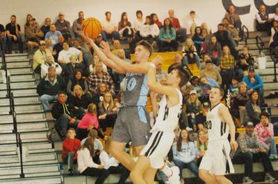 Castle named All-NWC