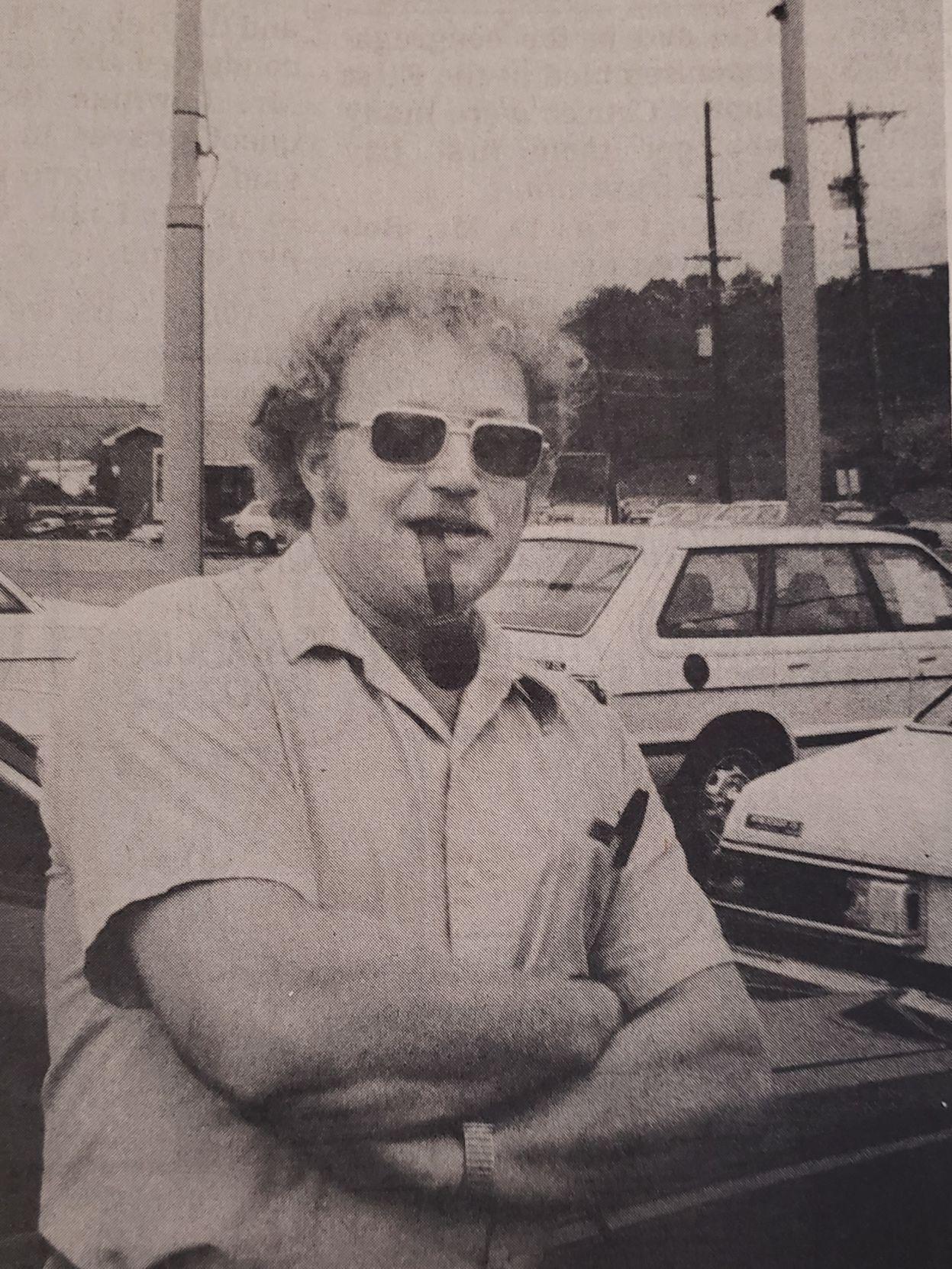 Larry Cone 1981