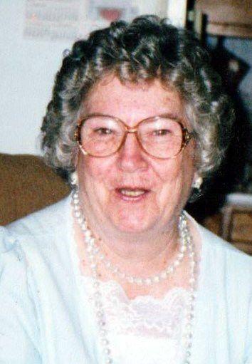 Nellie Mae McRary Kanupp